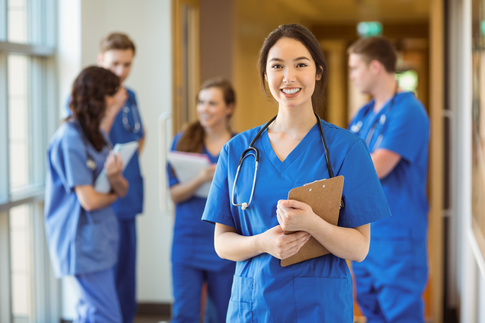the importance of medical scrubs